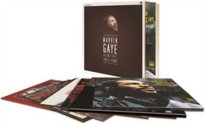 Marvin Gaye Volume 3: 1971 - 1981, Vinyl, 0600753534229