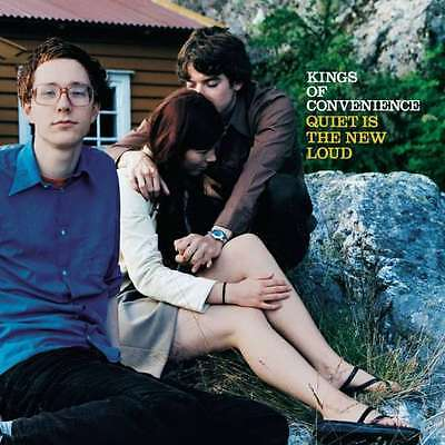 Kings Of Convenience - Quiet Is The New Loud NEW LP