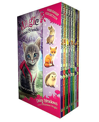 Magic Animal Friends Collection 8 Books Boxed Gift Set (1 to 8) New