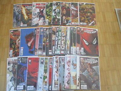 Amazing  Spider-Man No. 601- 650  Complete  US Marvel Near Mint