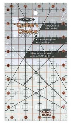 """Quilting Ruler 4.5"""" x 8.5"""""""