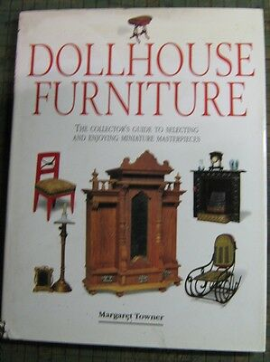 DOLLHOUSE FURNITURE by Margaret Towner-1993