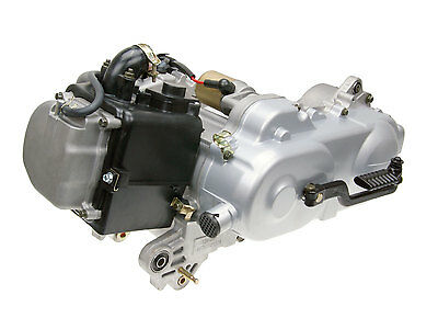 Engine block Complete Engine for GY6 10 Inch China 4 Stroke Rex 50ccm Scooter