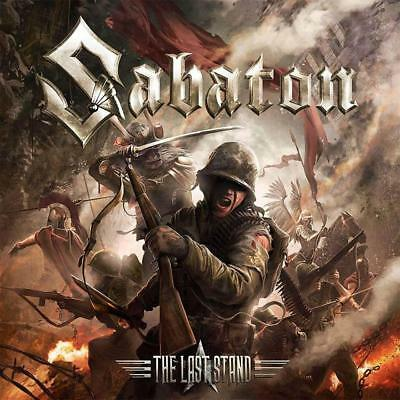 Sabaton - The Last Stand (Limited Edition) (NEW CD)