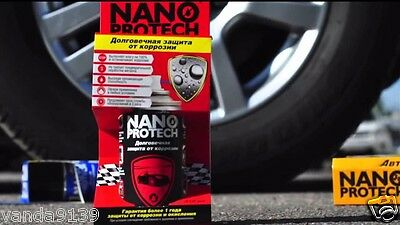 NANOPROTECH Super Antikor lubricant 210 ml / 7.1 oz