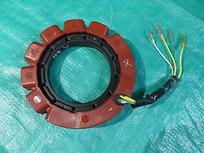 Genuine Mercury Marine Quicksilver Red Stator 398-832074-A3 30HP 40HP Outboard