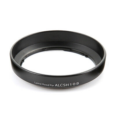 Lens Hood For Sony DT 18-70mm 18-55mm f/3.5-5.6 ALC-SH108 SAL-1855 SAL-1870 A77