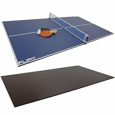 Viavito Flipit 6ft Reversible Ping Pong Table Tennis Top and Dining Table Top