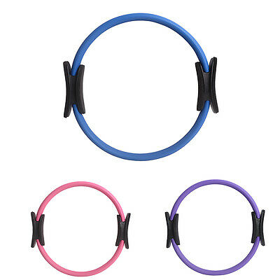 Dual Pilates Magic Circle Ring Body Exercise Workout Fitness Weight Yoga