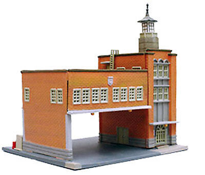 Tomytec (Building 036) Firehouse A (Fire Station) 1/150 N scale