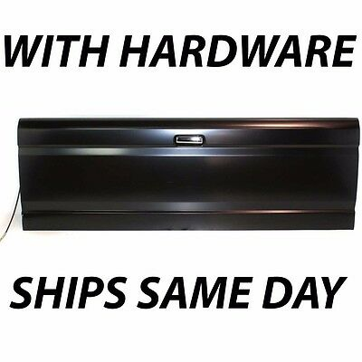 NEW Primered - Complete Rear Tailgate for 1987-1996 Ford F150 F250 F350 Truck