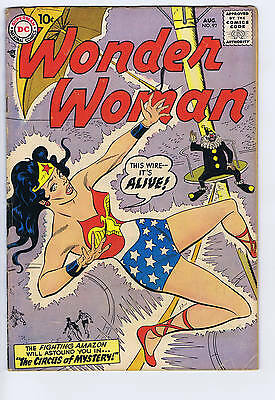 Wonder Woman #92 DC Pub 1957