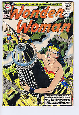 Wonder Woman #122 DC 1961 1st app Wonder Tot!