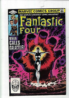 Marvel Comic Fantastic Four  #244 - 1st New Nova