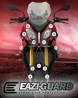 Eazi-Guard Stone Chip Paint Protection Film for BMW S1000XR
