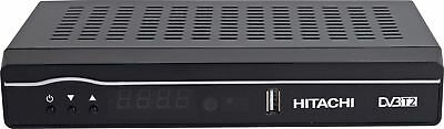 Hitachi HDR10T01 1TB Freeview+ HD Smart Digital TV Recorder -From Argos on ebay
