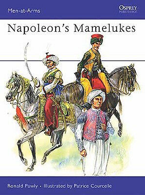 Osprey Men at arms 429: Napoleon`s Mamelukes / NEU
