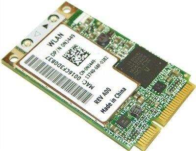 Dell Inspiron XPS, Broadcom Dual-Band 802.11n PCI-E Laptop Wireless Card NJ449