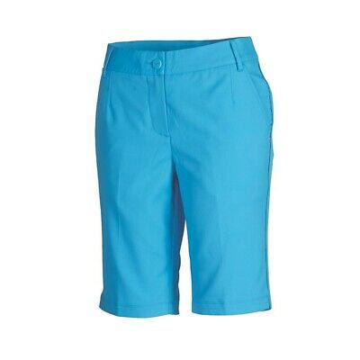 Puma Womens Solid Tech Bermuda Golf Shorts - Multiple Colors Available - New