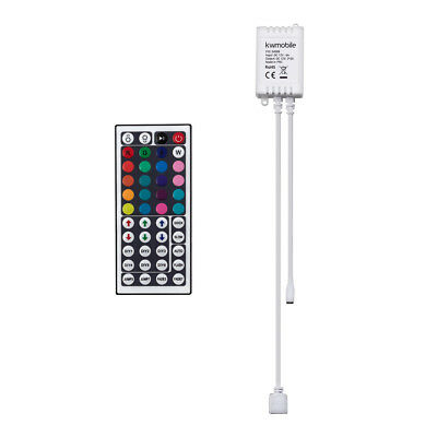 kwmobile  RGB LED controller with 44 buttons Remote Key