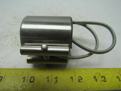 "Watlow MB1J2AN2-B12 1-1/2"" ID. Mineral Insulated Nozzle Heater 300W 240V"