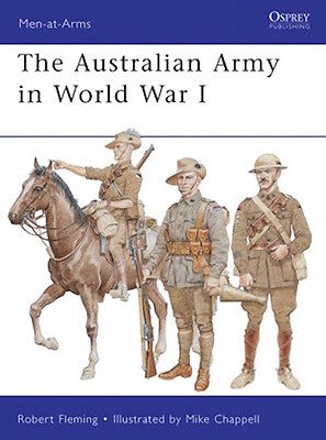 Osprey Men at arms 478: The Australian Army in World War I / NEU