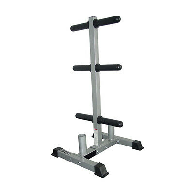 Valor Fitness Exercise Equipment Olympic Bar and Plate Rack - BH-9