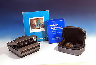 Polaroid image system Kamera camera + creative effects Filter - (100966)