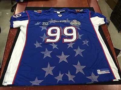 Original Warren Sapp All Stars 2003 Hawaii Pro Bowl Worn