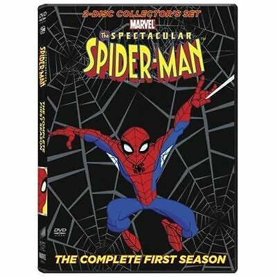Spectacular Spider-Man: The Complete First Season   DVD   LIKE NEW