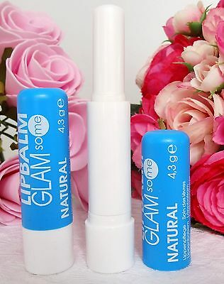 1x Glam soMe Lipbalm Natural  4,3g New
