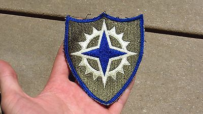 16th US Army Corps. Shoulder Patch WWII WW2 MILITARY INSIGNIA PATCH SSI