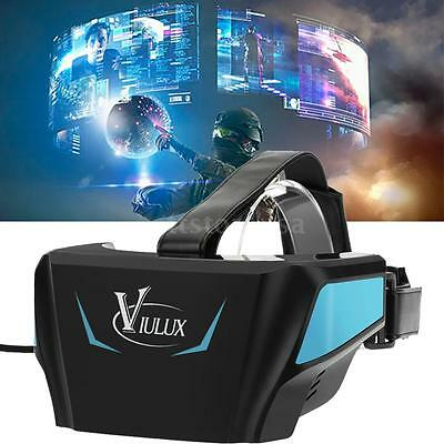 VIULUX V1 720° 3D Movie VR Glasses Virtual Reality Headset 1080P OLED HDMI F/ PC