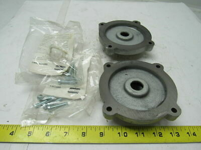 """Crouse Hinds Co CPS022 Conduit Outlet Hazardous Location Hub Cover 3/4"""" Box of 2"""