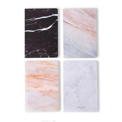 NEW Silence Paper Diary Notebook Blank Sketchbook Journal Memo Notepad Gift - CB