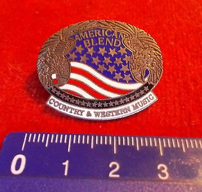 PIN American Blend Country & Western Music