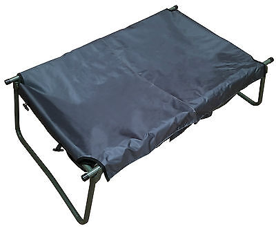MDI Carp Fishing Framed Cradle Folding Padded Unhooking Mat Size 100cm x 60cm