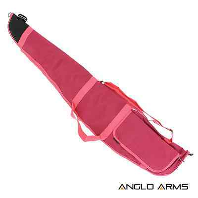 Anglo Arms Rifle PINK gun case bag inc strap, New unused, padded Airsoft