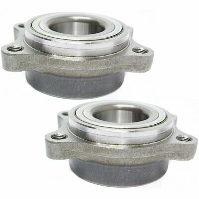 Set of 2 Wheel Bearings New Rear Right-and-Left Coupe LH & RH for G35 350Z Pair