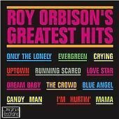 Roy Orbisons Greatest Hits New Cd
