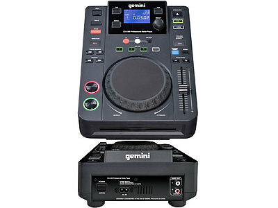 Gemini Cdj300 Lettore Cdj Usb Cd Mp3