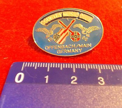 PIN Country Music Club Offenbach Main 1986