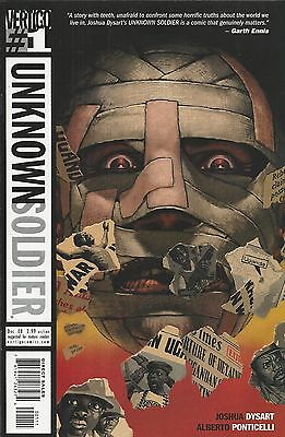 Unknown Soldier comic issue 1