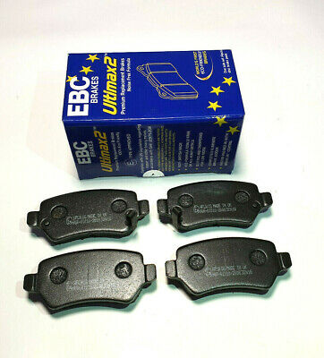 Ebc Ultimax Rear Pads Dp1447 For Vauxhall Astra 2.0 Turbo Vxr 240 Bhp 2005-2010