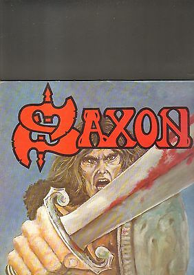 SAXON - same LP