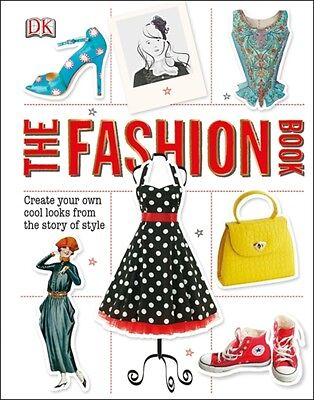 The Fashion Book (Dk) (Hardcover), 9781409352327