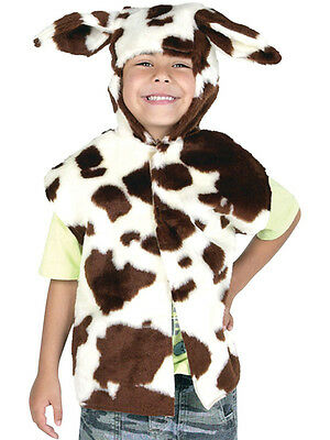 Childrens Unisex Elephant Costume Zoo Animal Afria India Pachyderm Fancy Dress