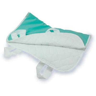 Mabis 560-7046-0000 4-Ply Quilted Reusable Bed Pad with Straps