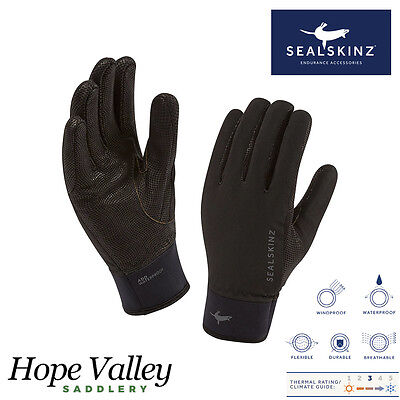 Sealskinz Womens Performance Competition Riding Gloves - SALE