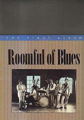 ROOMFUL OF BLUES - the first album LP